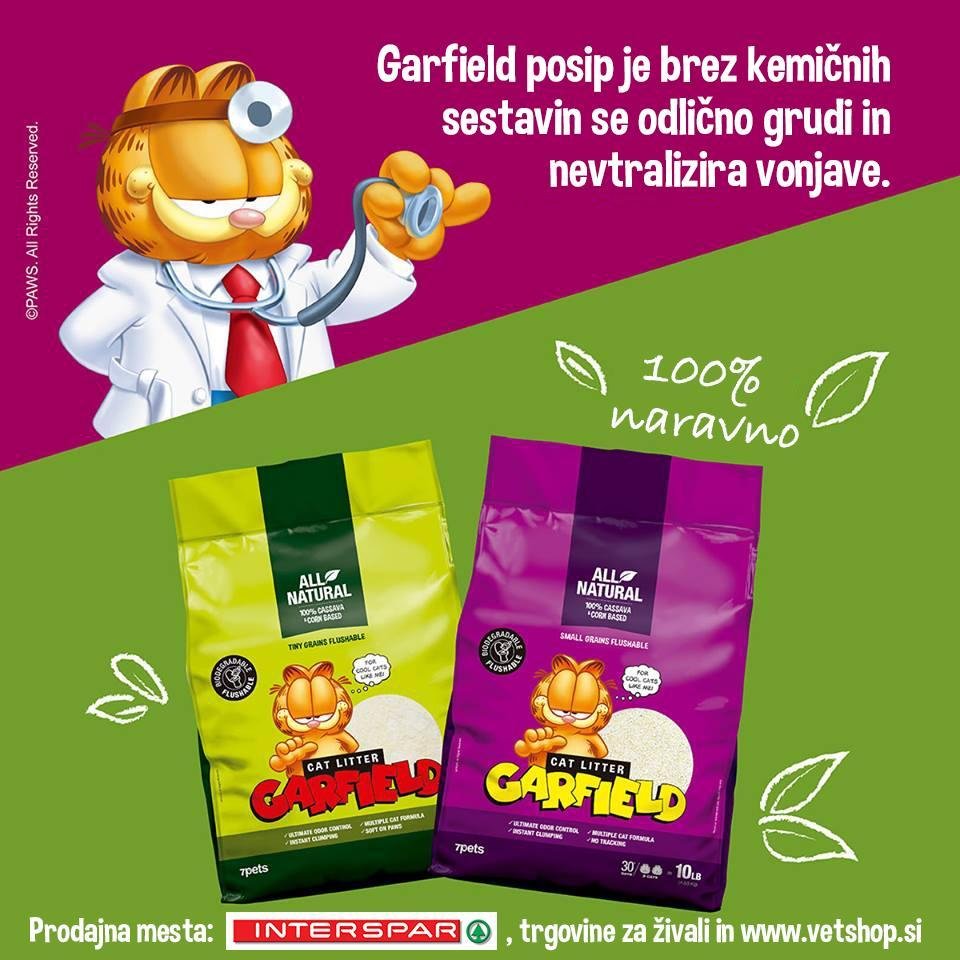 Iris – Garfield banner 1